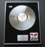 WHAM - Fantastic PLATINUM LP presentation Disc
